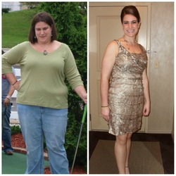Great success story! Read before and after fitness transformation stories from women and men who hit weight loss goals and got THAT BODY with training and meal prep. Find inspiration, motivation, and workout tips | A Change in Attitude is Essential