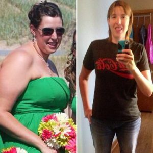 103 Pounds Lost: Amy Jo Eliminates Junk Food and Soda