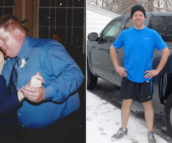 Concerned For The Safety Of His Patients As An EMT, Andrew Reardon Lost 190 Pounds