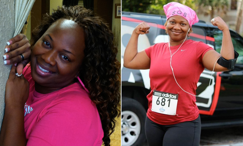 Great success story! Read before and after fitness transformation stories from women and men who hit weight loss goals and got THAT BODY with training and meal prep. Find inspiration, motivation, and workout tips | 65 Pounds Lost: I Lost Weight: Angie Thomas Cut Back On Sugar And Carbs And Lost More Than 65 Pounds