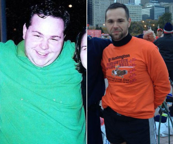 I Lost Weight: Anthony Williams Fell In Love With Running And Lost 105 Pounds