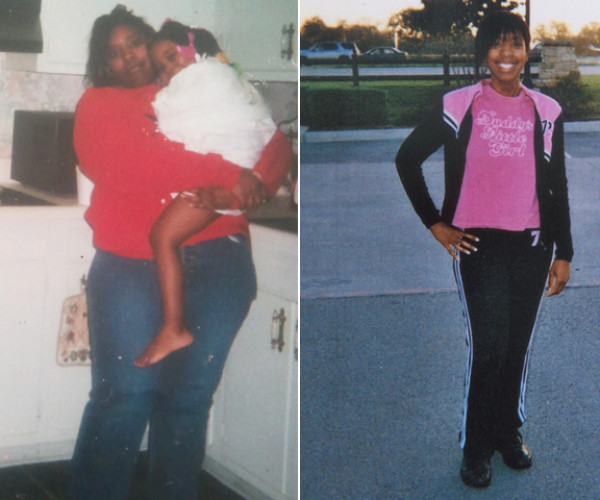 I Lost Weight: April Dixon Was Inspired By Her Father To Exercise And Lost 135 Pounds