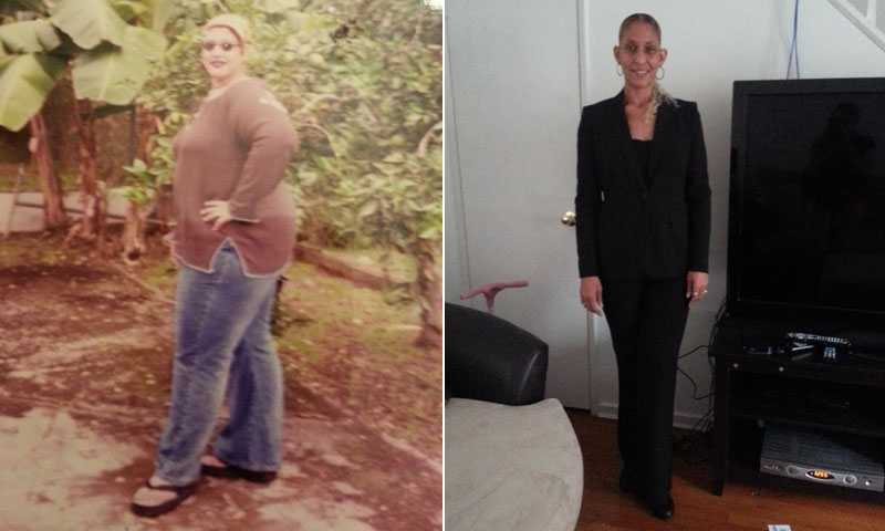 Barbara lost 205 pounds! See my before and after weight loss pictures, and read amazing weight loss success stories from real women and their best weight loss diet plans and programs. Motivation to lose weight with walking and inspiration from before and after weightloss pics and photos.