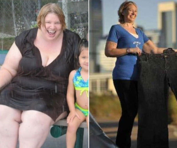I Lost Weight: Becky Sigurnjak Lost 180 Pounds And 'Can't Sit Still'