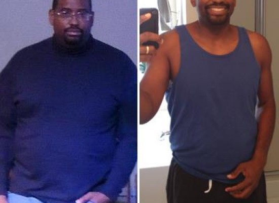 85 Pounds Lost: Ben Fuels His Workouts With Healthy Food