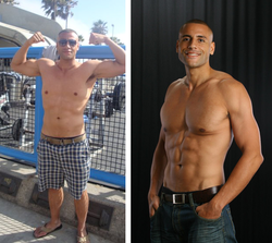 Great success story! Read before and after fitness transformation stories from women and men who hit weight loss goals and got THAT BODY with training and meal prep. Find inspiration, motivation, and workout tips | Stronger Than Ive Ever Been
