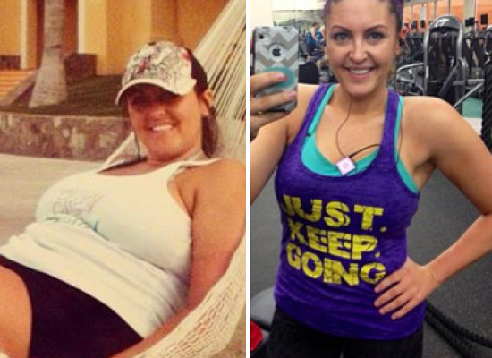 58 Pounds Lost: Brandi Does High-Impact Exercises for Results
