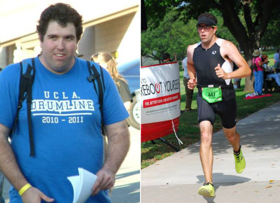 I Lost Weight: Brandon Kovacic Discovered A Love Of Triathlons And Lost 120 Pounds