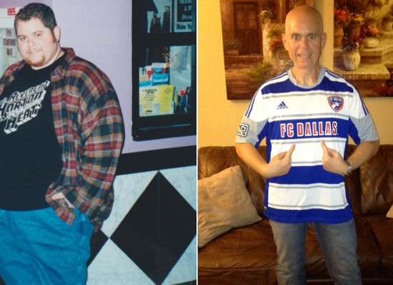 I Lost Weight: After Unsuccessful Gastric Bypass Surgery, Brian Beck Lost More Than 300 Pounds On His Own