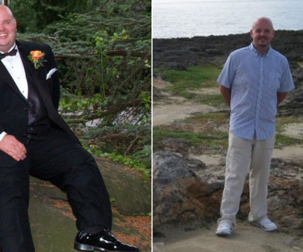 Brian McLaughlin Lost 147 Pounds And Celebrated His Success In A Surprising Place