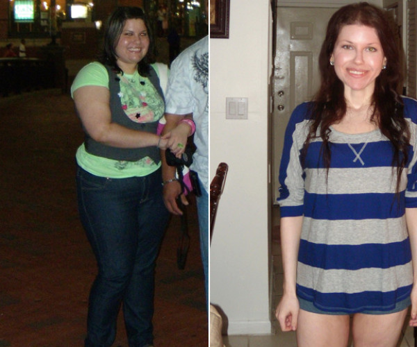 I Lost Weight: Brittany Lacayo Committed To Healthy Eating And Lost More Than 130 Pounds