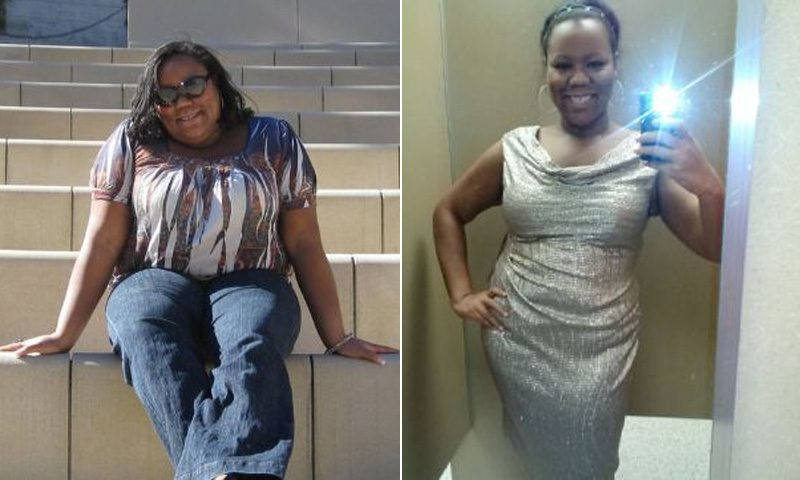 Great success story! Read before and after fitness transformation stories from women and men who hit weight loss goals and got THAT BODY with training and meal prep. Find inspiration, motivation, and workout tips | I Lost Weight: After A Health Scare, Brittney S. Wheeler Lost 100 Pounds
