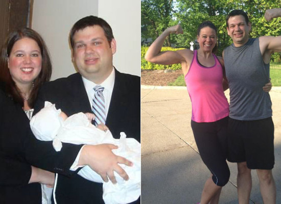 I Lost Weight: Callista And Jason Puchmeyer Wanted To Be Good Role Models For Their Daughters And Lost 284 Pounds Together