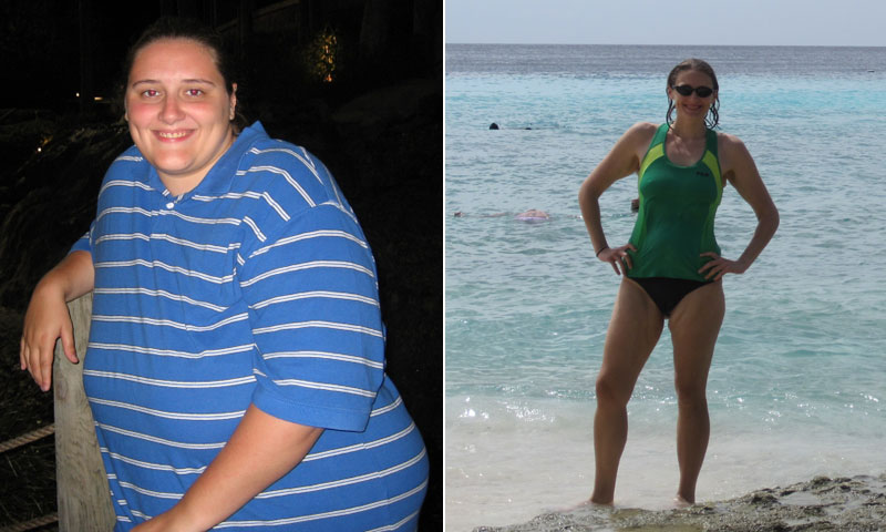 Great success story! Read before and after fitness transformation stories from women and men who hit weight loss goals and got THAT BODY with training and meal prep. Find inspiration, motivation, and workout tips | I Lost Weight: After A Wake Up Call Diagnosis, Carrie Moran Lost 170 Pounds