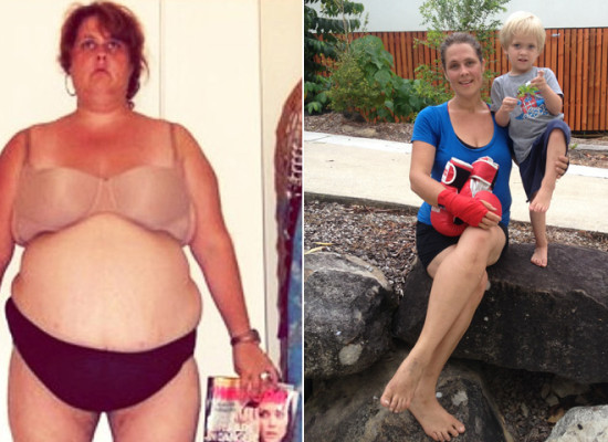 I Lost Weight: Cathy Sheargold Wanted To Experience Life With Her Son And Lost Nearly 200 Pounds