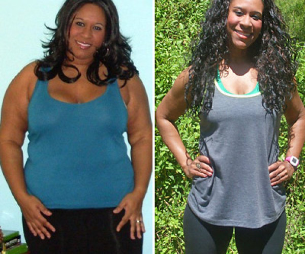 82 Pounds Lost: With One Negative Comment, Cherie Starts Positive Changes