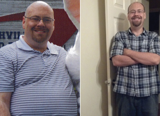 I Lost Weight: Chris Simpson Wanted To Be There For His Son And Lost Nearly 100 Pounds