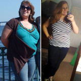 50 Pounds Lost: Christine Makes Gradual Changes for a Successful Strategy