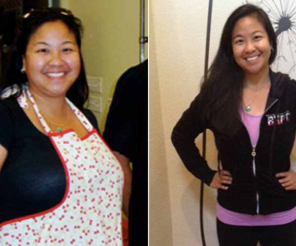 I Lost Weight: After Realizing She Fit In Hand-Me-Down Maternity Clothes, Clara Osborn Lost 62 Pounds