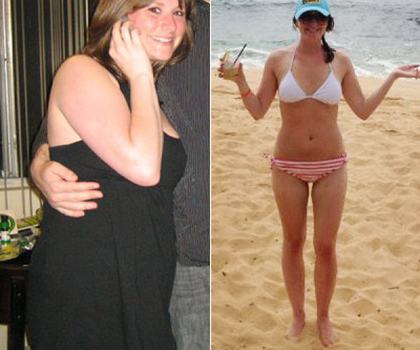 30 Pounds Lost: Courtney Cuts Portion Sizes to Cut Her Running Pace