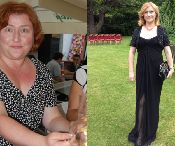 I Lost Weight: Faced With A Diabetes Diagnosis, Cristina Hanganu-Bresch Lost 58 Pounds