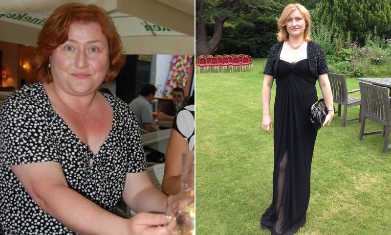 Great success story! Read before and after fitness transformation stories from women and men who hit weight loss goals and got THAT BODY with training and meal prep. Find inspiration, motivation, and workout tips | I Lost Weight: Faced With A Diabetes Diagnosis, Cristina Hanganu Bresch Lost 58 Pounds