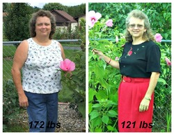 Losing 51 Pounds for Better Health