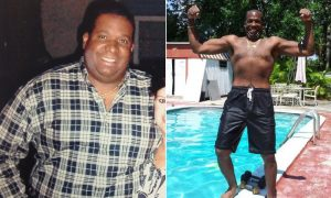 I Lost Weight: Daniel Alvarez Started Walking And Swimming And Lost Nearly 280 Pounds