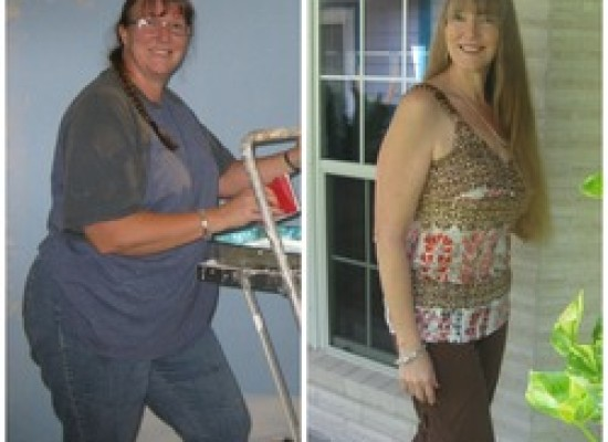 Drop the Diets, And Change Your Lifestyle