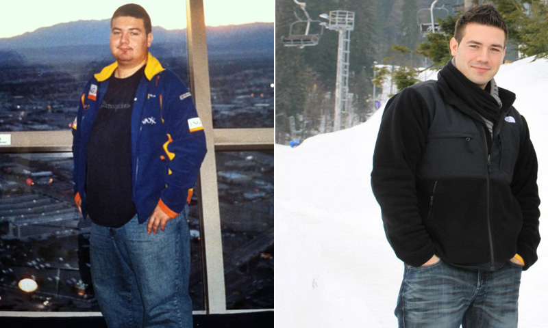Great success story! Read before and after fitness transformation stories from women and men who hit weight loss goals and got THAT BODY with training and meal prep. Find inspiration, motivation, and workout tips | I Lost Weight: Danny Ninkovic Learned How To Craft Healthy Meals And Lost 132 Pounds
