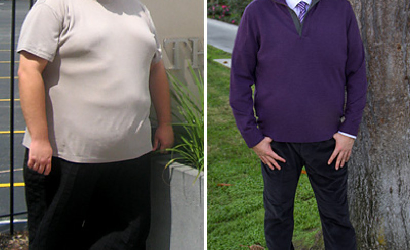 160 Pounds Lost: David Gets Help From a Fitness Celebrity