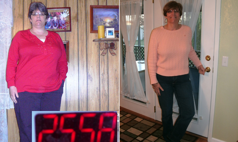 Great success story! Read before and after fitness transformation stories from women and men who hit weight loss goals and got THAT BODY with training and meal prep. Find inspiration, motivation, and workout tips | I Lost Weight: Debbie Shafer Set Small Goals And Lost 97 Pounds