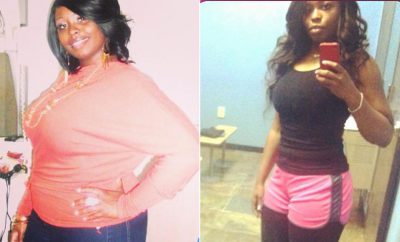 I Lost Weight: Donesha Bolden Committed To Intense Exercise And Lost 65 Pounds
