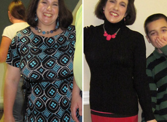 93 Pounds Lost: Donna Overcomes Her Digestive Issues and Becomes a Better Mom to Her Child With Autism