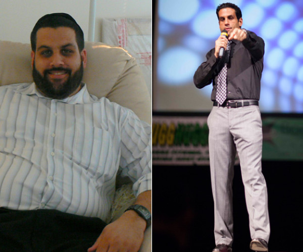 I Lost Weight: Eli Sapharti Committed To Moving More Every Day And Lost 110 Pounds