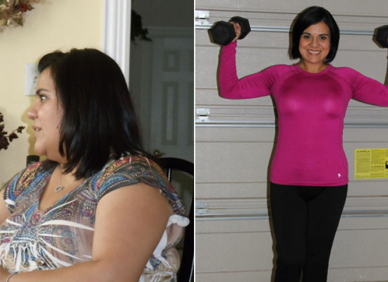 I Lost Weight: Elise Huffman Let Go Of A Painful Past And Lost 70 Pounds