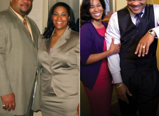 288 Pounds Lost in Total: Husband-Wife Duo Eric and Maleka Beal Team Up For Big Results