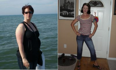 I Lost Weight: Erica Perna Set Short- And Long-Term Goals And Lost 100 Pounds