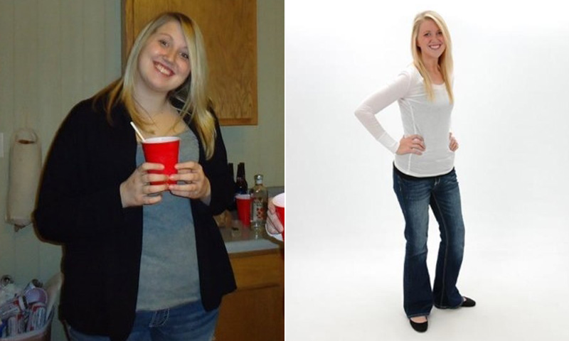 Great success story! Read before and after fitness transformation stories from women and men who hit weight loss goals and got THAT BODY with training and meal prep. Find inspiration, motivation, and workout tips | I Lost Weight: Erikka Steele Made Smart Food Swaps And Lost 72 Pounds