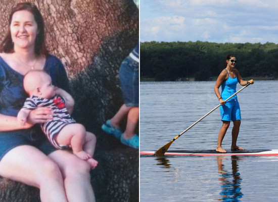 I Lost Weight: Erin Saeger Shed The Baby Weight Once And For All