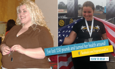 Afraid She Wouldn't See Her 40th Birthday, Eve Parker Lost 150 Pounds