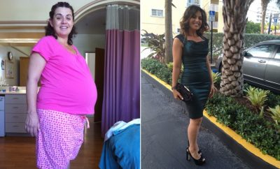 I Lost Weight: Fabiana Passoni, Two-Time Breast Cancer Survivor And Mother To Triplets, Lost More Than 125 Pounds