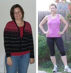 Great success story! Read before and after fitness transformation stories from women and men who hit weight loss goals and got THAT BODY with training and meal prep. Find inspiration, motivation, and workout tips | Peeling Off the Pounds
