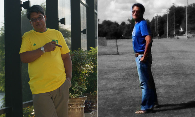 Great success story! Read before and after fitness transformation stories from women and men who hit weight loss goals and got THAT BODY with training and meal prep. Find inspiration, motivation, and workout tips | I Lost Weight: Hann Sipin Quit Smoking And Lost 70 Pounds