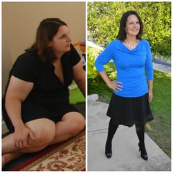 Great success story! Read before and after fitness transformation stories from women and men who hit weight loss goals and got THAT BODY with training and meal prep. Find inspiration, motivation, and workout tips | 100 Pounds Lost: Now I Feel Like I Can Do Anything