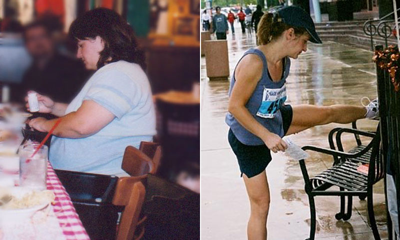 Great success story! Read before and after fitness transformation stories from women and men who hit weight loss goals and got THAT BODY with training and meal prep. Find inspiration, motivation, and workout tips | I Lost Weight: After Losing Her Father, Helen M. Ryan Lost 82 Pounds