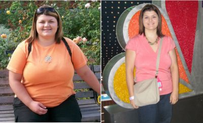 I Lost Weight: Holly White Committed To Nutritious Eating And Lost Over 100 Pounds