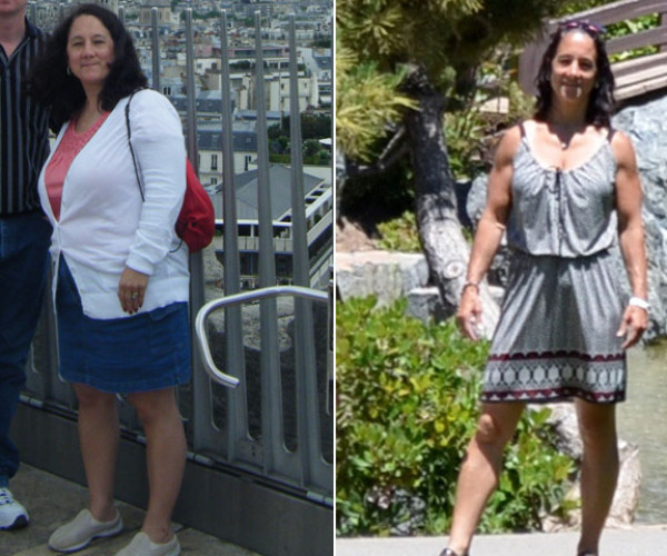 I Lost Weight: With A Motivation Boost From Her Daughter, Jacqui Olsen Lost 72 Pounds