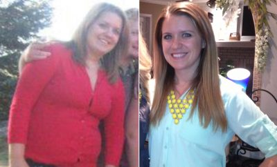 Jaime Coakley Cut Out Processed Foods And Lost 75 Pounds