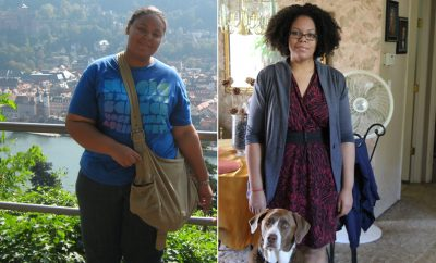 I Lost Weight: Janaye Murphy Learned From Her Mom's Health Struggles And Lost 122 Pounds